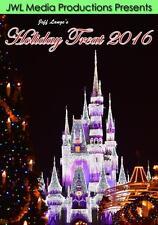 Walt Disney World Mickey's Very Merry Christmas Party 2016 DVD Parade, New Show