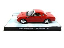 Ford Thunderbird James Bond 007 Die Another Day - 1:43 Diecast Modellauto KY14