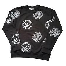 Mcqueen Sweatshirt New York London Jumper XL