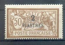 CRETE 1903 Yvert 17 * SEHR SCHÖN 75€(G0039