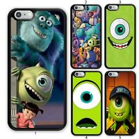 Monsters Inc University Mike Case Cover For Apple iPhone iPod / Samsung Galaxy