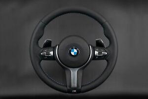 BMW M3 M4 F30 F31 F20 F21 X4 X5 X6 M Performance Steering Wheel Nappa