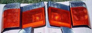 Range Rover P38 1995*-2002 P38 SE HSE EURO Clear 8 Piece Lamp Kit Brand New