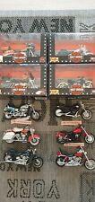 1:18 Harley Davidson 10 Stück OVP