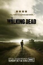 toile tableaux serie tv the walking dead  50x70 cm