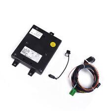Bluetooth Module W/Cable Kit Control Unit 9W2 For VW Golf Jetta RNS510 RCD510