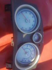 Vauxhall Astra H Vxr Lockwood White Dials And Cluster