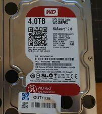 Western Digital RED 40EFRX Disco Duro 4TB