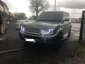 Range Rover Sport 2005-2009 LED Headlight Conversion to 2016 Signature Spec