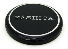 Genuine Yashica 48mm Push On Black Metal Front Lens Cap #5207