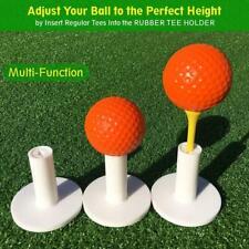 Golf Tee Holder Swing Rubber Winter Range Driving Mat Training High-quality
