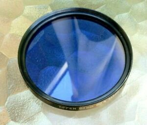 Tiffen 80A Blue 62mm Filter Lens Genuine OEM made in USA