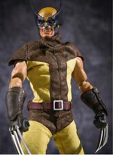 """CRAZY TOYS DC MARVEL COMICS X-MEN WOLVERINE 1/6 SCALE 12"""" PVC ACTION FIGURE NIB"""