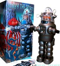 Robby the Robot with Blaster Osaka Tin Toy Battery Operated