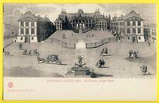 cpa Dessin Gravure 54 - LUNEVILLE au 18e siècle Le CHÂTEAU d'Après Emmanuel HÉRÉ