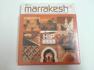 MARRAKESH Hip Guide to Music 2 Cd,s NUEVO PRECINTADO