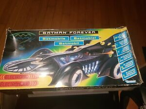 Batman forever 1995 rare collection Batmobile