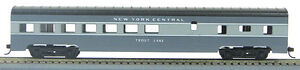HO 72 Ft Pass. Dining Car, RTR New York Central (2-tone gray) (1-1013)