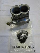 Lamborghini Countach carburetor Weber with air horns trumpets Bologna DCNF