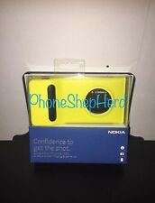 New Nokia PD-95G Camera Grip and Extra Battery for Lumia 1020 - Yellow sealed