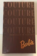 Couture Portrait In Taffeta Barbie Doll Collection 15528 NRFB