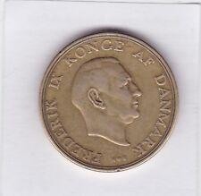 2 corone Danimarca 1952 Frederik IX Denmark