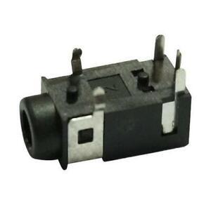 3.5mm Jack Socket, 4 Pole, PCB - MC001293