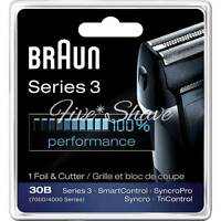 NEW/SEALED BRAUN 30B SERIES 3 7000/4000 SYNCRO Replacement FOIL & CUTTER SET