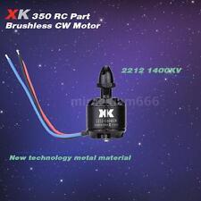 XK X350-006 2212 1400KV Brushless CW Motor for XK X350 RC Quadcopter