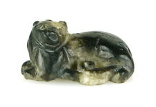 Superb Chinese Ming Dynasty Jade Lion Carving