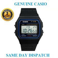 2016 Casio F91w Classic Digital Retro Sports Alarm Stopwatch Wrist Watch Mens UK