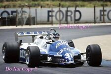 Jean-Pierre Jarier Osella FA1C South African Grand Prix 1982 Photograph