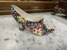 Royal Winton Grimwades Made In England Florence Chintz Shoe