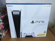 Sony Playstation 5 Spielkonsole mit Laufwerk (Disk Edition) OVP 825GB - NEU!