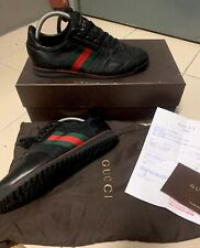 GUCCI SHOES MEN SNEAKERS CASUAL SHOES