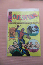 7.0 FN/VF VERY FINE AMAZING SPIDER-MAN # 8 GERMAN EURO VARIANT OWP YOP 1973