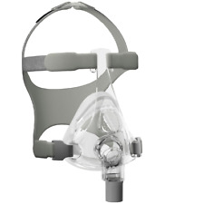 Simplus Full Face CPAP Mask with Headgear (Size S/S)