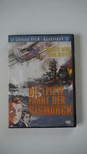 Die letzte Fahrt der Bismarck - DVD - Fox Grosse Film Klassiker