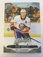 UPPER DECK 2019 - 2020 MVP JOSH BAILEY # 161 | 1 CARD