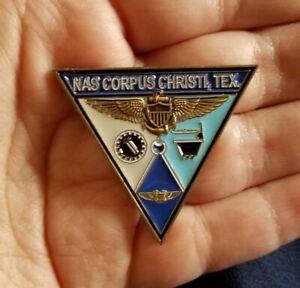 Naval Air Station Corpus Christi TEXAS Navy Military Challenge Coin