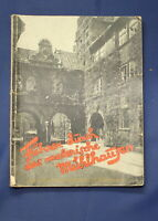 Führer durch das malerische Mühlhausen die alte Reichsstadt in Thüringen 1930 js