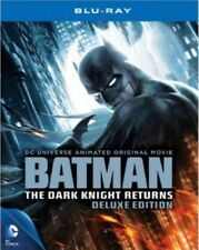 Batman: The Dark Knight Returns (DCU) [New Blu-ray] Deluxe Edition, Full Frame