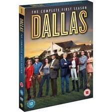 Dallas - Series 1 - Complete (3-Disc DVD Set 2012) FIRST SEASON ONE LARRY HAGMAN