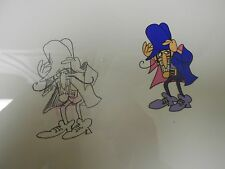 LIBBY THE KID Hand Painted Animation Cel PIRATE TV Dinner Commercial SC-6 C-9
