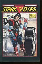 STARK FUTURE by TIM McEOWN.GORDON DERRY..AIRCEL COMICS 1986
