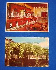 Vintage Lot of 2 Arizona Postcards Unused