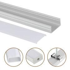5er1m LED Profil Aluprofil Aluminium Baguette Rail Pour Led-Bande (À 16mm)