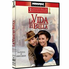 La Vida Es Bella - Life Is Beautiful Dvd New Roberto Benigni Brand New Vintage