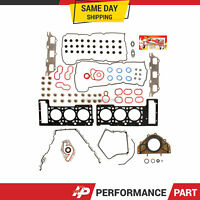 Full Gasket Set for 05-09 Dodge Magnum Charger Chrysler 300 Sebring 2.7 DOHC 24V