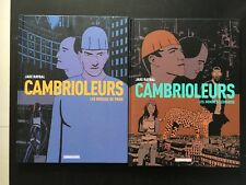 """LES CAMBRIOLEURS Tome 1 & 2 """" JAKE RAYNAL """" CASTERMAN"""
